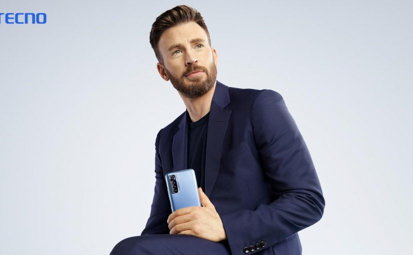 TECNO Furthers Its Globalization Strategy By Announcing Internationally Renowned Actor Chris Evans As Its Brand Ambassador