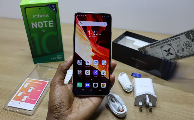 Infinix Note 10 Pro Unboxing, Specifications & Price In Kenya