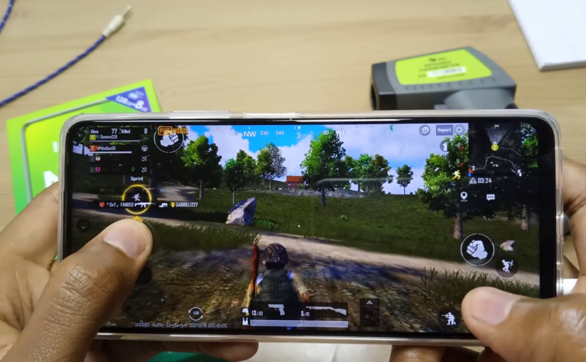 Infinix Note 10 Pro Gaming & Battery Review