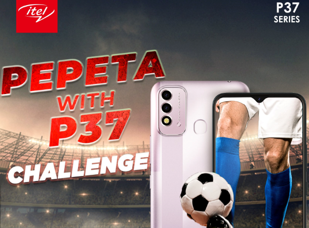 Win Big With itel Pass The Ball Challenge #PepetaWithP37