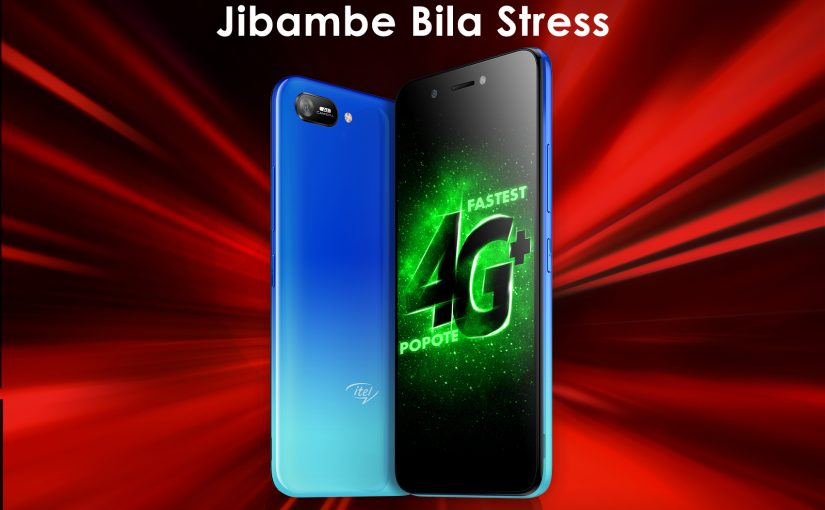 itel Releases The itel A25 Pro In Partnership With Safaricom For Ksh7,999